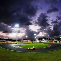 Bianchi mindent vitt Massa gokartversenyén