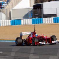 Alonso villantott, de a Ferrari így sem elég meggyőző