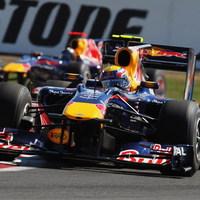 A Red Bull dominált az első napon Silverstone-ban