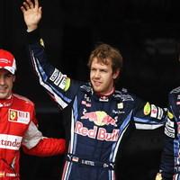Utolerhetetlenek a Red Bullok a Magyar GP időmerő edzésén