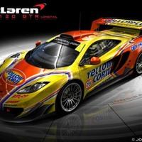 Megint Le Mans felé tart a McLaren