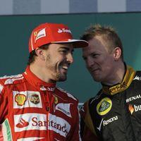 Kimi Räikkönen újra a Ferrarinál!