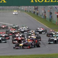 Ausztrál GP: Räikkönen a győztes, a Ferrari vezeti a konstruktőri vb-t