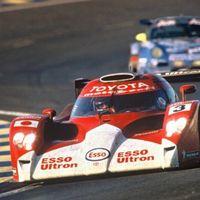 Két F1-es pilóta a Toyota Le Mans-i felállásában