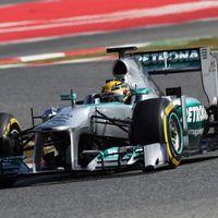 Záporoztak a gyorskörök, de Hamilton utolérhetetlen
