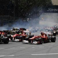Webber a szezon hatodik győztese lett Monte-Carlóban
