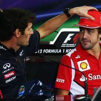 Webber elhalászta a pole-t Vettel orra elől Koreában