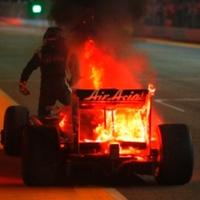 A 2010-es szezon képekben - Heikki Fireman Kovalainen
