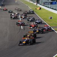Vettel duplázott Szuzukában - kettős Red Bull-siker!