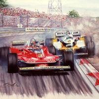 Villeneuve vs. Arnoux: Az F1 legnagyobb csatája