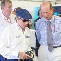 Jackie Stewart kórházba került
