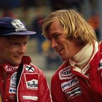 Megvannak a Lauda-Hunt film főszereplői!