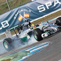 Jerezi tanulságok: vezet a Mercedes, bajban a Red Bull