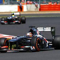 Megmenekült a Sauber - orosz állami cégek az F1-ben