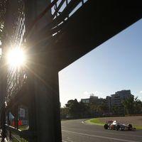 Ausztrál GP: a McLaren orrhosszal a Red Bull előtt