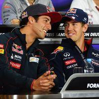 Suttyomban jelentette be Ricciardót a Red Bull