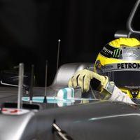 Beérett Keke kicsi fia – Nico Rosberg-portré