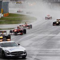 F1 2012: Meg lehet előzni a safety cart!