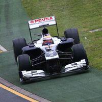 Maldonado szerint drámai a helyzet a Williamsnél