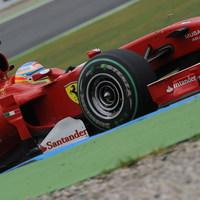 Alonso belopakodott Vettel elé Hockenheimben