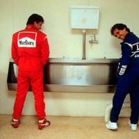 A nap képe: Az F1-es pilóták is csak emberek...