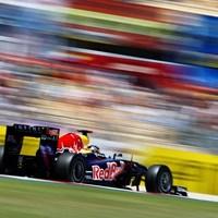 Vettel és Hamilton között dőlt el a Spanyol GP elsősége
