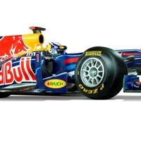 A nap képei: itt a Red Bull RB7!