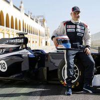 Valtteri Bottas váltja Sennát a Williamsnél