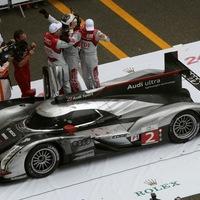 Horrorbalesetek után nyert az Audi Le Mans-ban