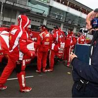 A Ferrari nem mond le Newey-ról