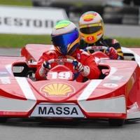 Tizenkét F1-es pilóta indul Massa gokartversenyén