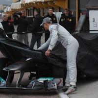 Schumi és Rosberg új Ezüstnyila: itt az MGP W02
