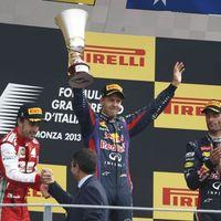 Vettel: Monzai diadalmenet a negyedik vb-cím felé