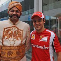 Meglepetés Indiában: Massa a leggyorsabb pénteken!