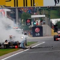 A tűzeset következményei a Renault-nál