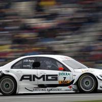 Paul di Resta a DTM 2010-es bajnoka!