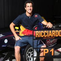 Ricciardo a leggyorsabb a fiatal pilóták keddi tesztnapján