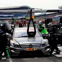 A Mercedesé a pole a DTM-szezonnyitón