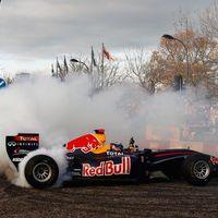 Exkluzív: Helyszíni képek a Red Bull Milton Keynes-i parádéjáról