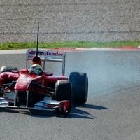 Massa hajrázott legjobban a zárónapon Barcelonában