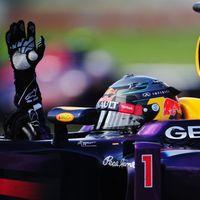 Hivatalos: Vettel nem megy a Ferrarihoz, 2015-ig a Red Bullé