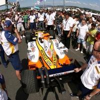 Ki vezetheti a Renault F1-est a Hungaroringen?