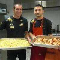 Vettel a Red Bull magyar szakácsának is köszönheti a vb-címet