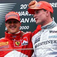 """Coulthard: """"Remélem, Michael túléli, hogy lássa, mennyi szépet mondanak róla az emberek!"""""""