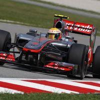 Felhúzott orral megy Barcelonába a McLaren