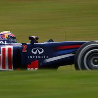Webber győzelmet kapott ajándékba Vetteltől