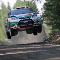 Repül a Fiesta - A repülő finnek nyomában
