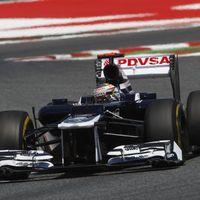 Spanyol dráma: Hamiltont megbüntették, Maldonado indul a pole-ból!