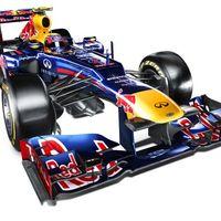 Bemutatták az RB8-at, Vettel szoros szezonra számít