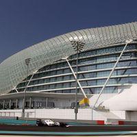 McLaren-siker az abu-dzabi teszt nyitónapján